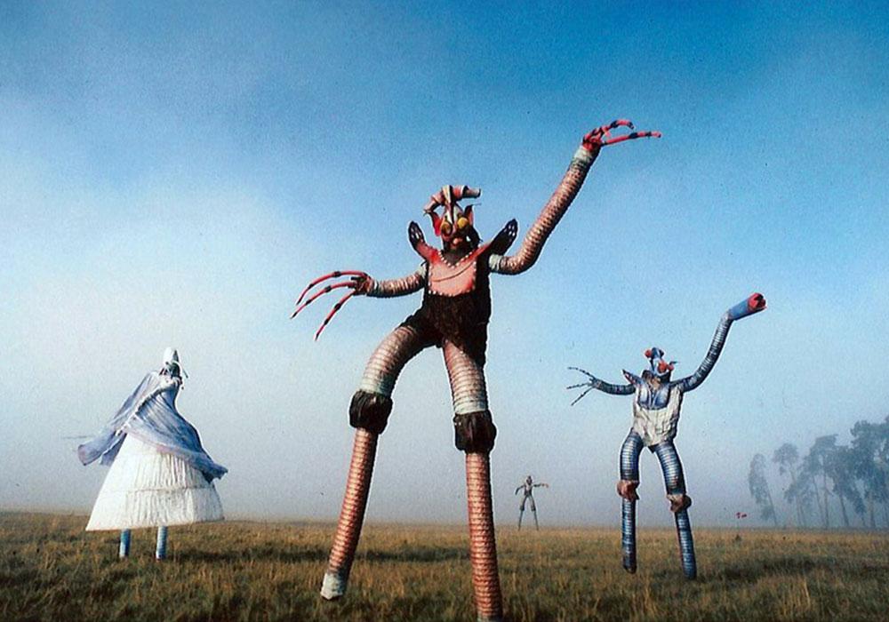 Außerirdische, 1990